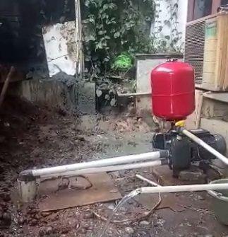 sumur bor air bersih